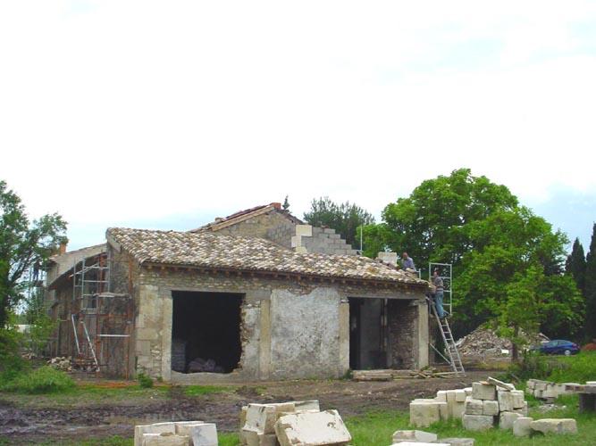 Découverte de la façade Ouest