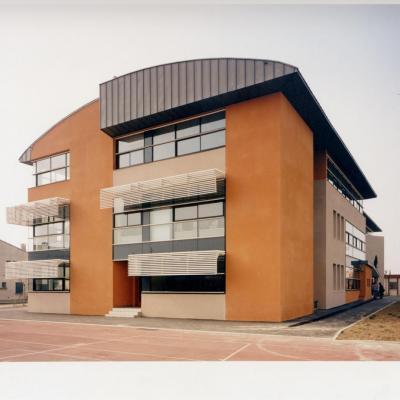 Lycée Montmajour, salles de classes
