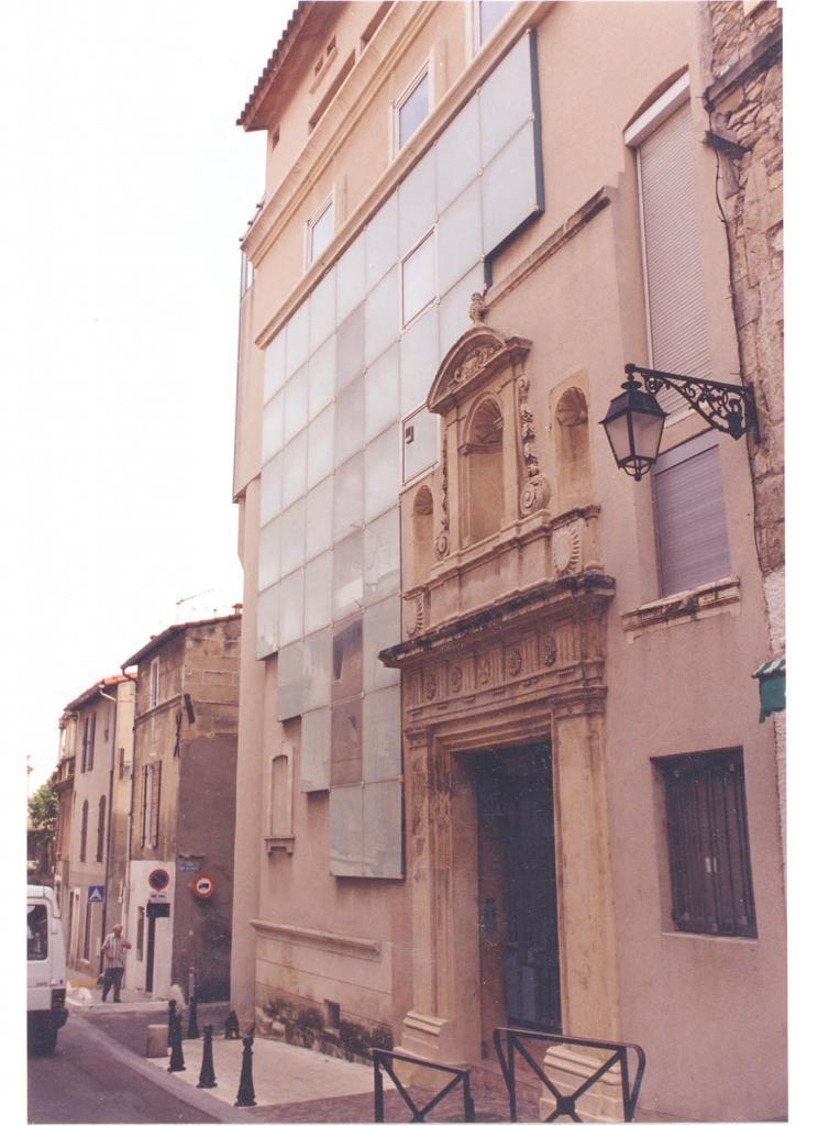 La rénovation dans la ville ....